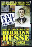 mailart project: hermann hesse